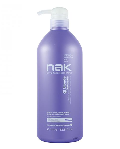 Nak Blonde Conditioner 1 litre